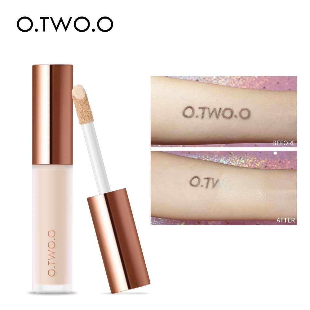 O.TWO.O Liquid Concealer Cream Waterproof Full Coverage Concealer Long Lasting Face Scars Acne Cover Smooth Moisturizing Makeup #eatclean #motivation