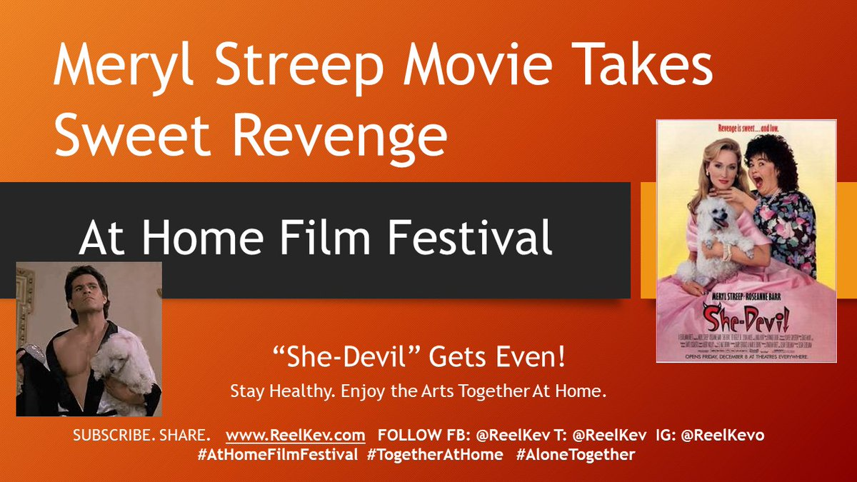 @MerylStreepPage @MerylStreepers @OfficialMerylS is FUNNY! Day 25 #AtHomeFilmFestival https://www.youtube.com/watch?v=NJkTE2D7qH4&t=1s… FREE on @YouTubeTrends @YouTube @VuduFans @ScreenPixTV . @Rosie @WendyWilliams @gaystarnews @Academyawards1 @goldenglobes @STJOHNSOFIERCE @SandraBernhardpic.twitter.com/PgGZuW6hUM