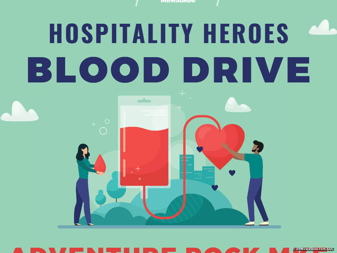 VISIT Milwaukee hosts Hospitality Heroes Blood Drives @visitmilwaukee #inthistogethermke http://dlvr.it/RTVnry pic.twitter.com/a8A0ia6NxZ