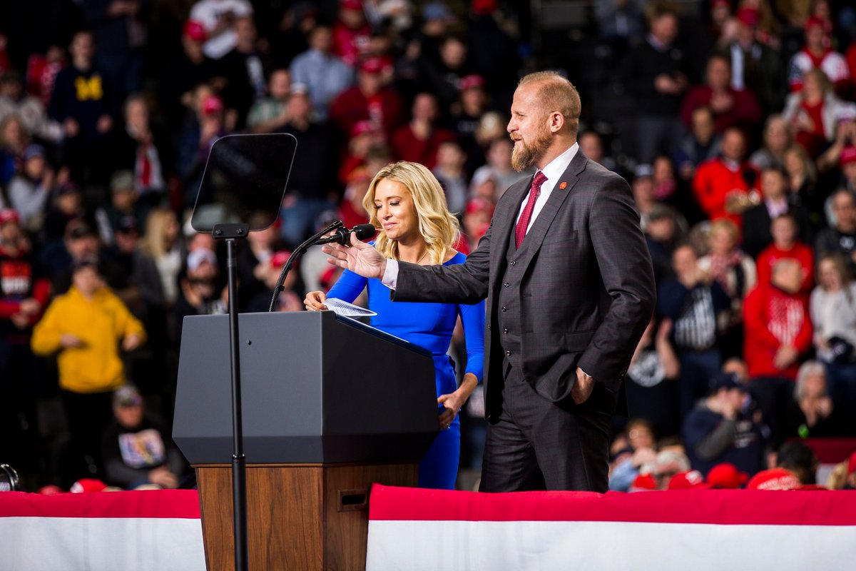 Kayleigh Mcenany On Twitter Teamtrump Has Consistently Empowered Me My Family Through My Pregnancy And As A New Mom Parscale Has Assembled The Greatest Campaign Operation In History I Am