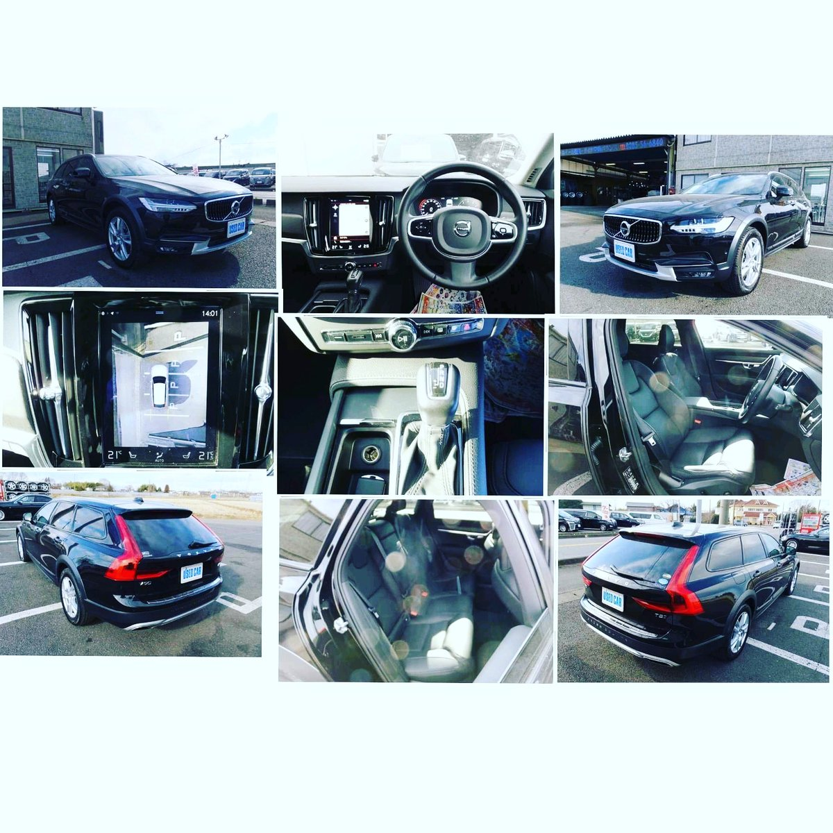 #Volvo V90,#Import Volvo #V90 @3.7m budget all cost inclusive(Duty,MVR,Clearance) Engine:2000cc, YOM:2017 Fuel:Petrol, Mileage:24500km, Drive:2WD, Black Leather interioir, Power Adjustable Seats ETC(Electronic Stability Control), Keyless Entry#wilsonsaffranautos +254725446971 pic.twitter.com/fnuRxyT1zK