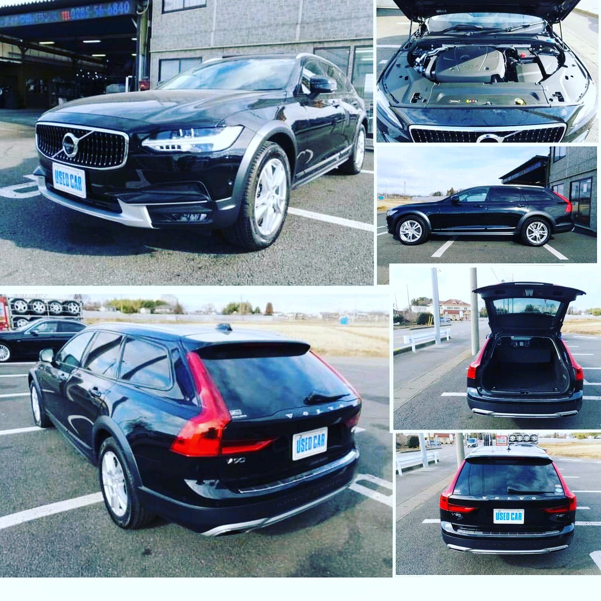 #Volvo V90,#Import Volvo #V90 @3.7m budget all cost inclusive(Duty,MVR,Clearance) Engine:2000cc, YOM:2017 Fuel:Petrol, Mileage:24500km, Drive:2WD, Black Leather interioir, Power Adjustable Seats ETC(Electronic Stability Control), Keyless Entry#wilsonsaffranautos +254725446971 pic.twitter.com/ygJElKalHX