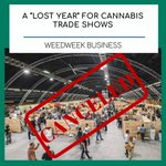 Image for the Tweet beginning: When a trade show cancels,