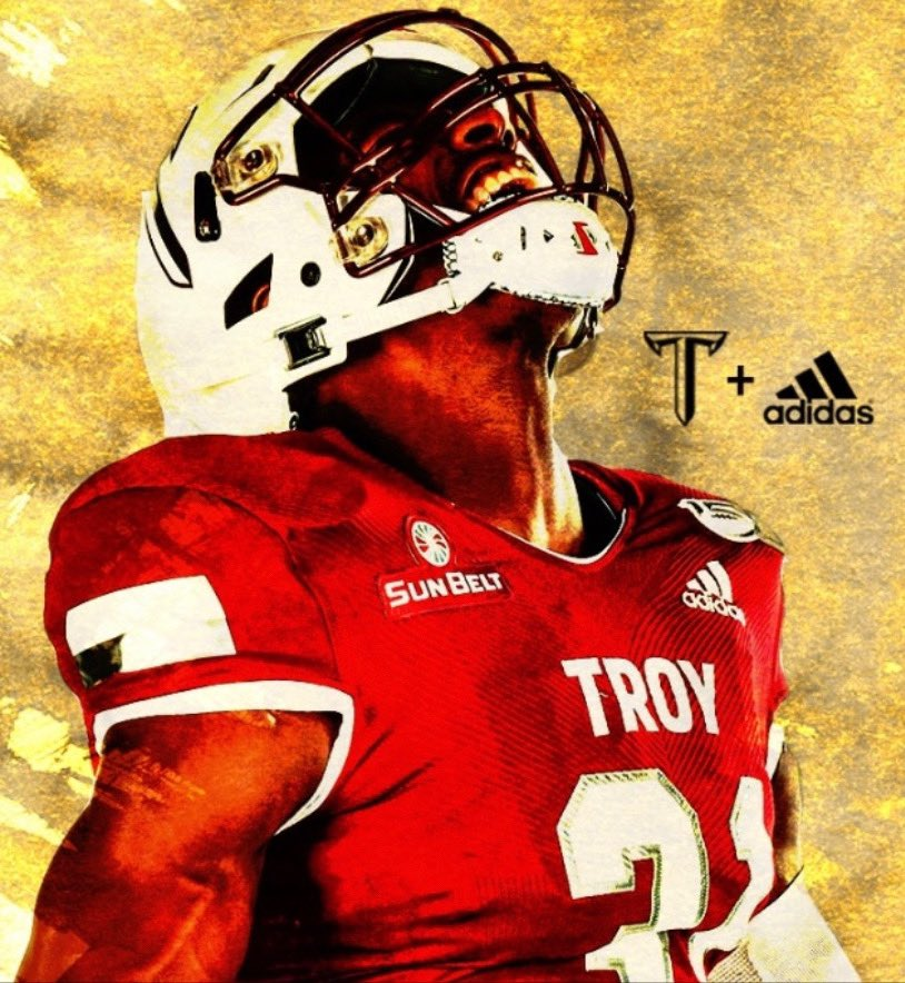 Blessed to receive an offer from Troy‼️#OneTROY #TKG⚔️