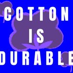Image for the Tweet beginning: Cotton is 🅓🅤🅡🅐🅑🅛🅔  #OCC #Oklahoma