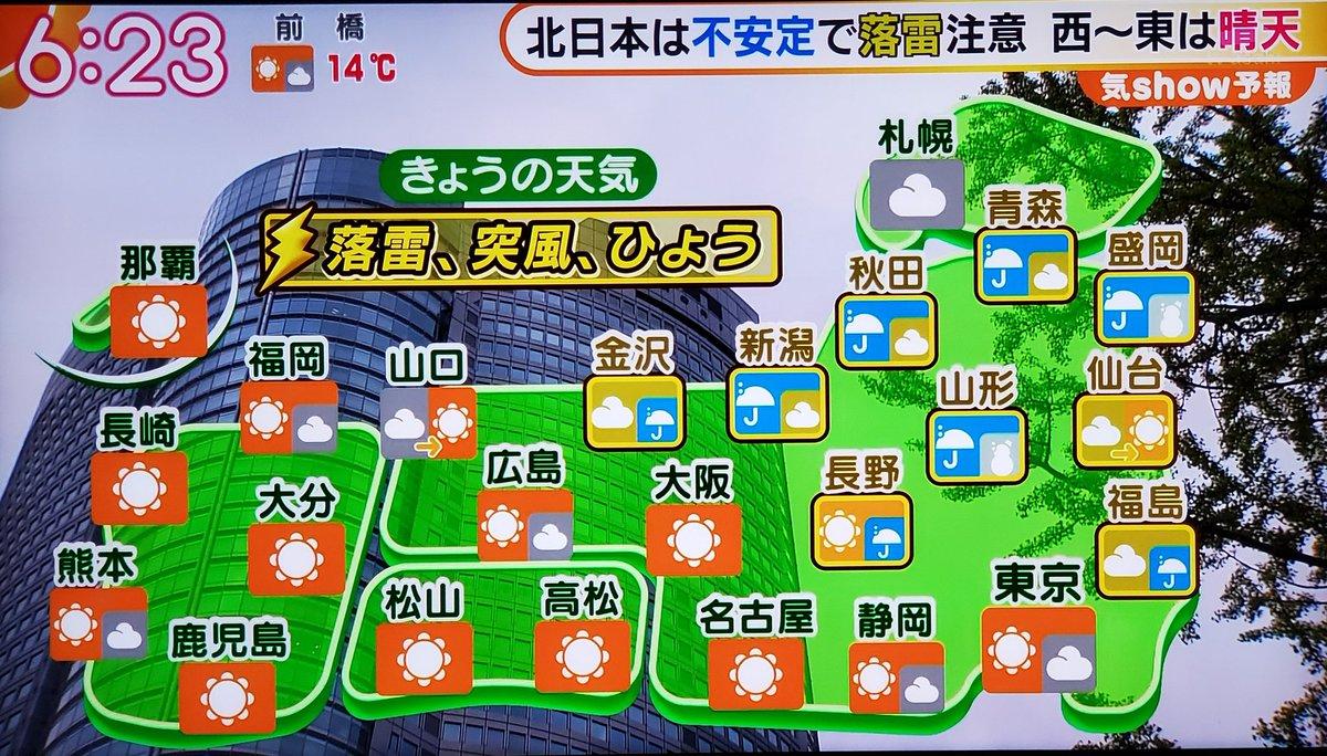 天気 の 東京 昨日