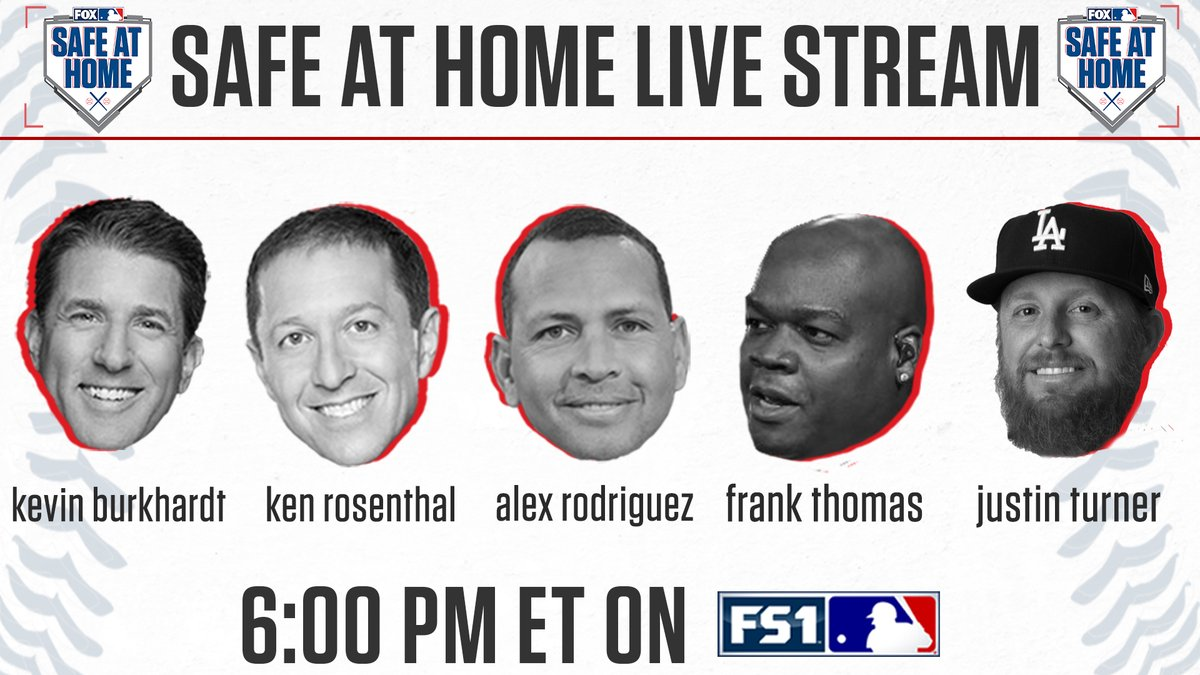 Tomorrow, we have a full squad we'll be talkin' ball with.  Have a question for the guys? Reply with it below and we might answer it on our show at 6:00 PM ET on FS1!  🔽🔽🔽 https://t.co/bXsqXXfBgs