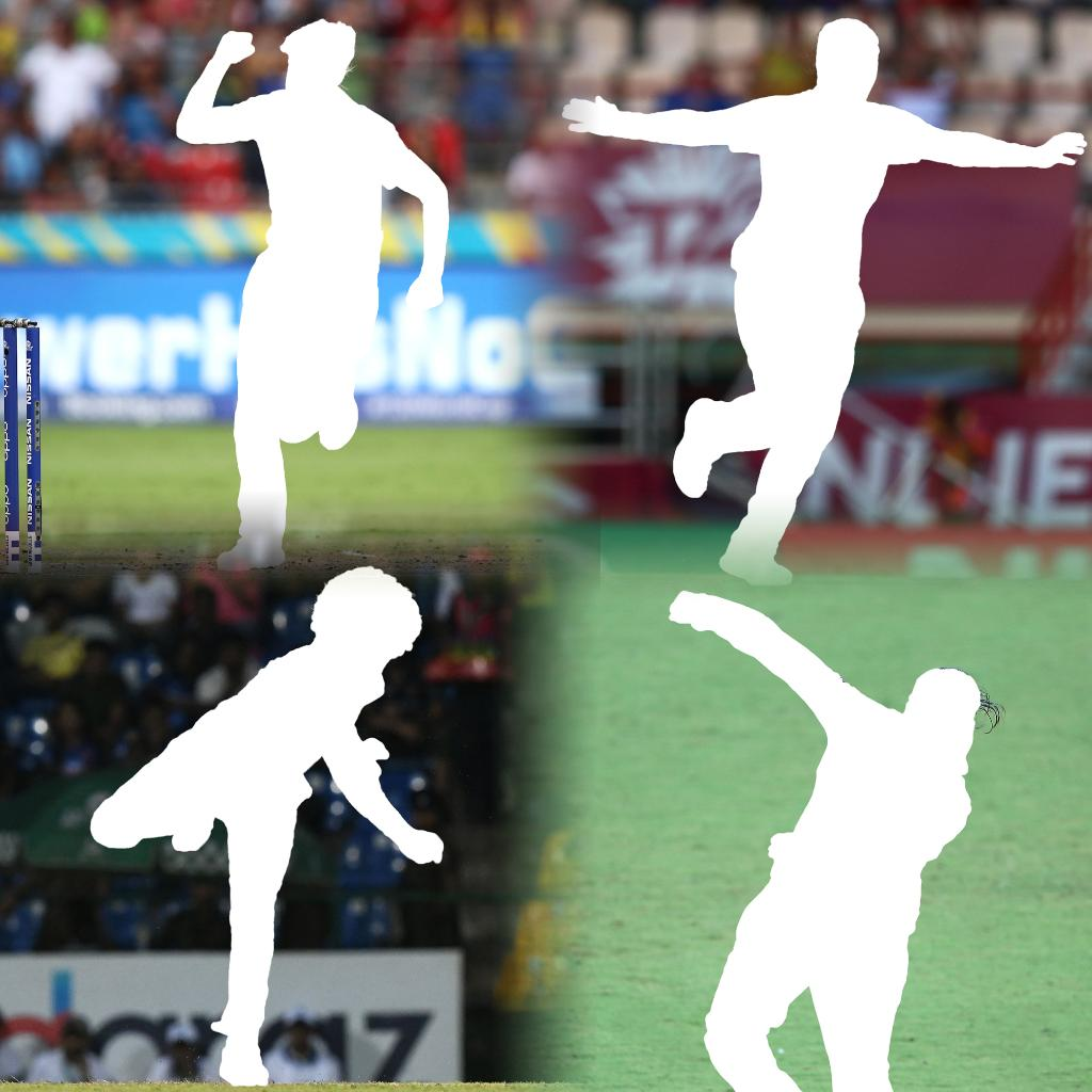 Can you name the four players who have taken 💯 T20I wickets? 🔥