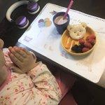 娘と母の朝ごはんを比べてみた結果!娘さんへの愛情を感じる・・・!