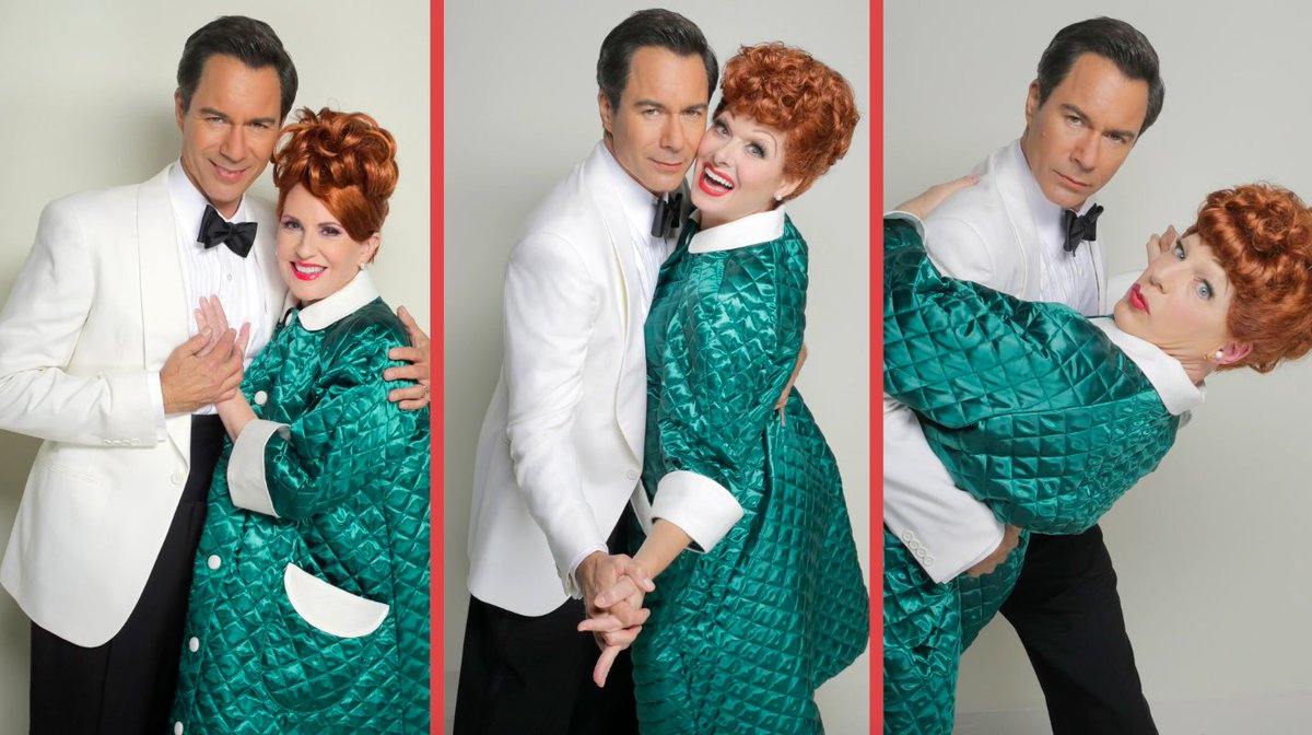Watch how our 3 Lucys came to be! ✨ #WillAndGrace