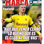 "Image for the Tweet beginning: 🗞 #LaPortada de @marca: ""Hay"