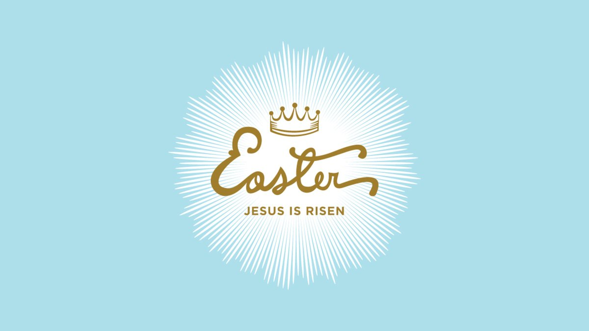 Join us Sunday for our Easter Celebration at 11am EST via Zoom! https://bit.ly/39QTsvC #EasterAtHome #Easter2020pic.twitter.com/XcUzqR7tRM