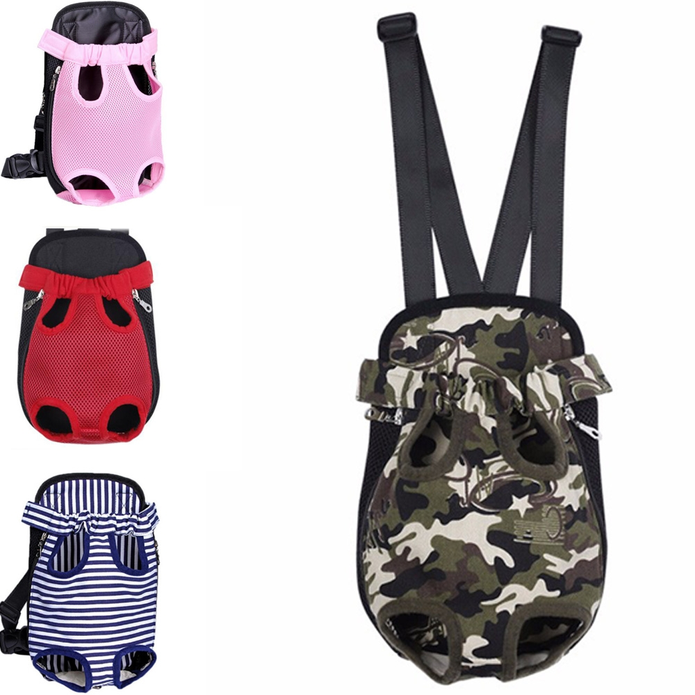 #cool #photo Colorful Dog Carrier Backpack