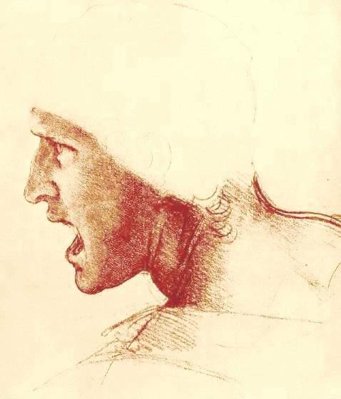 Boceto de Leonardo da Vinci... pic.twitter.com/nJtMbJpjsZ