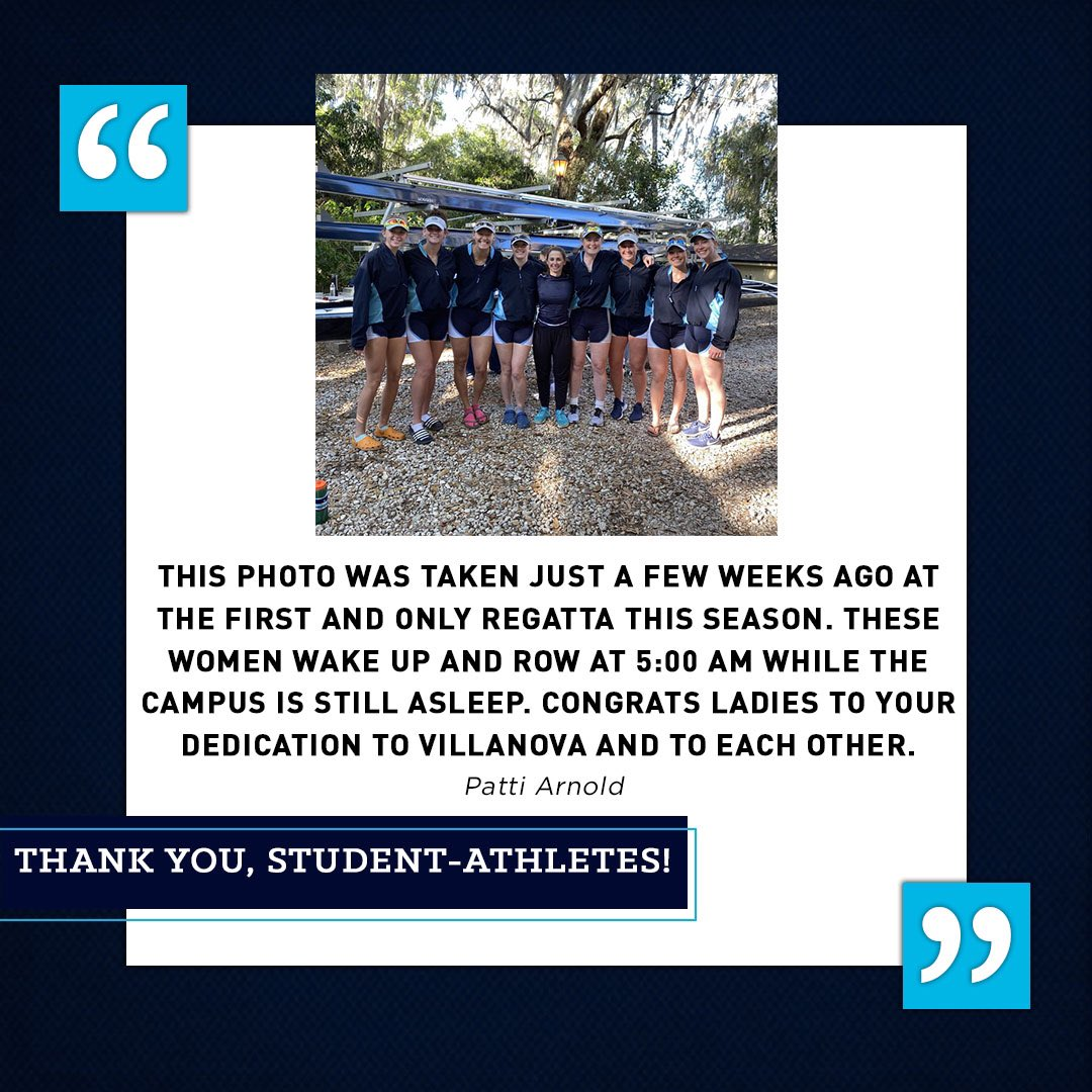 Thank you #NovaNation for all of your support of our student-athletes and for helping us turn #NationalStudentAthleteDay into a week-long celebration! https://t.co/MYITC9nh2a