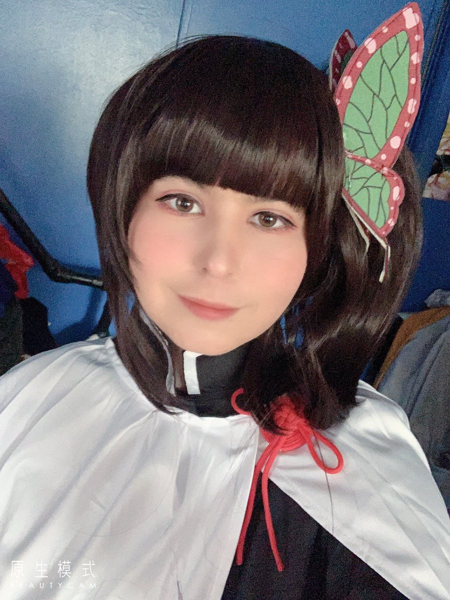 So did this costest earlier today and also found this KNY filter on Snapchat too pic.twitter.com/VYimD1wmHY