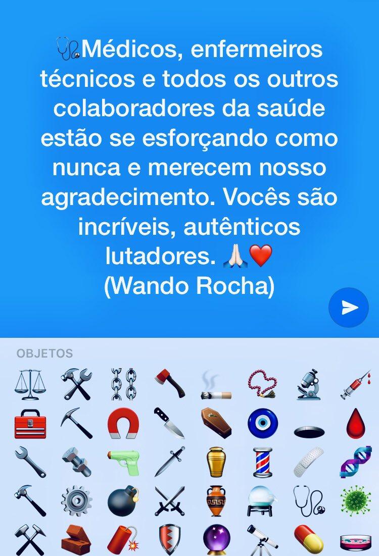 Todos envolvidos num só objetivo, #SalvarVida #coronavirus #COVIDー19 @Caixa @govbr @BancodoBrasil @dataprev @minsaude @MinCidadania @casacivilbr @opsoms #auxilioemergencia #vida #love @minsaude ##wandorocha