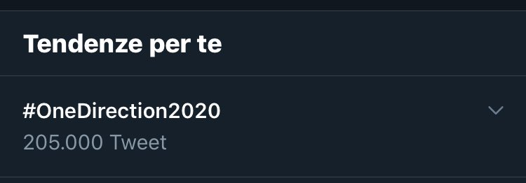 #OneDirection2020