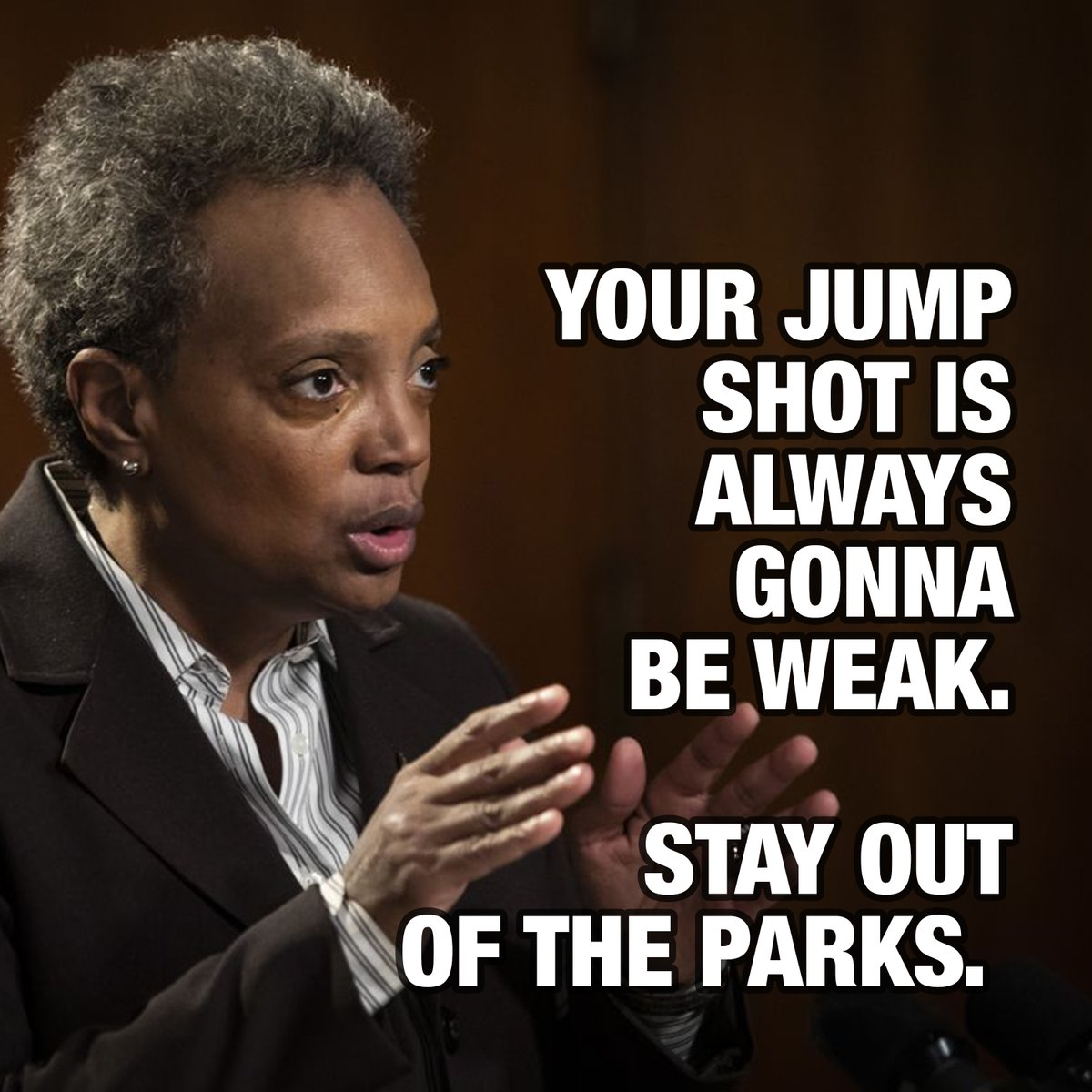 Just a friendly reminder from your Auntie to stay home. #StayHomeSaveLives
