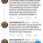 Image for the Tweet beginning: Tiens, il a tourné eugéniste