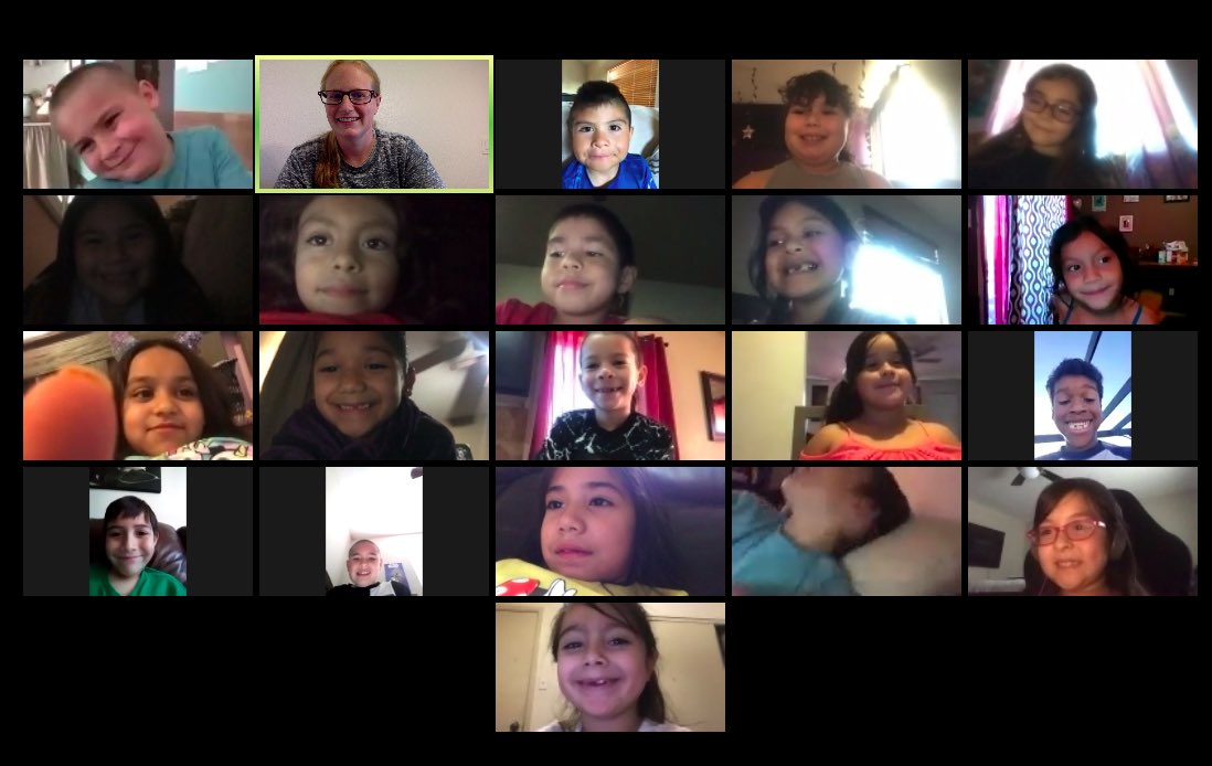 Missing these kiddos so very much! I love the time that I do get to spend with them even if it's from afar! I can't wait for our play date at the park once this is all over!  #relationshipsmatter #especiallynow #GleamersGlow #WeAreCrane @ValleyGleamer @CraneSchools<br>http://pic.twitter.com/1p35TUjqLK
