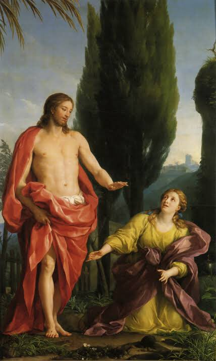 'Noli me tangere' takes on a rather new resonance this Easter pic.twitter.com/KSu5Fy3c0k