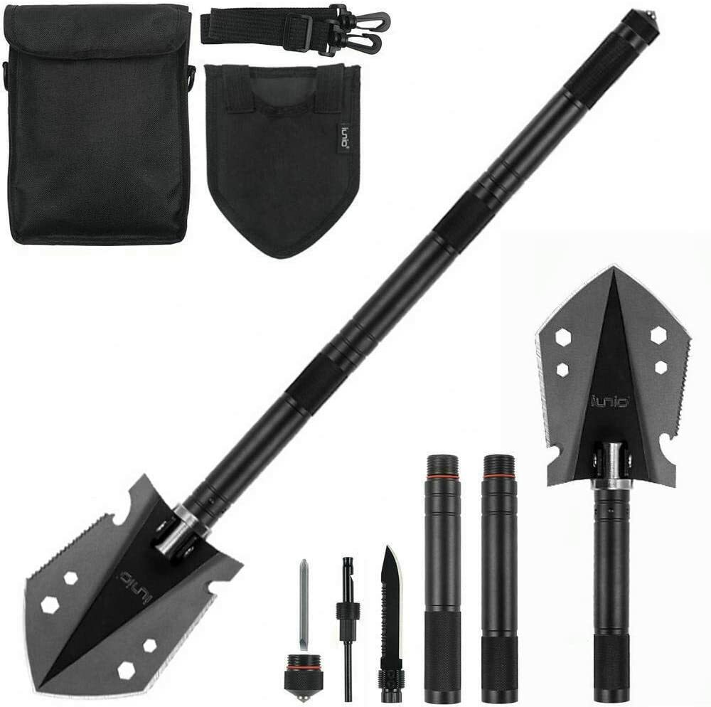IUNIO Portable Folding Shovel 28 inch Length with Carrying Pouch Multitool Spade for Camping Hiking Backpacking Entrenching Car Emergency https://hikingbackpack.site/iunio-portable-folding-shovel-28-inch-length-with-carrying-pouch-multitool-spade-for-camping-hiking-backpacking-entrenching-car-emergency/ …pic.twitter.com/IFyniS4xov
