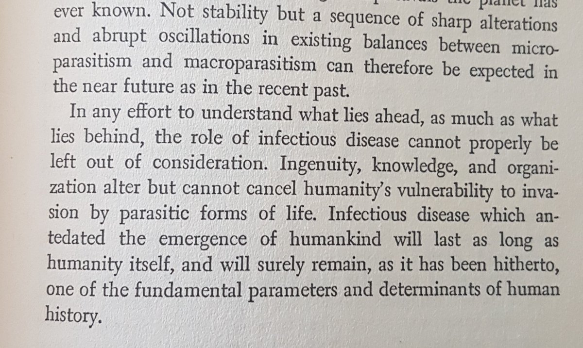 From Plagues and Peoples by William McNeill, published 1976
