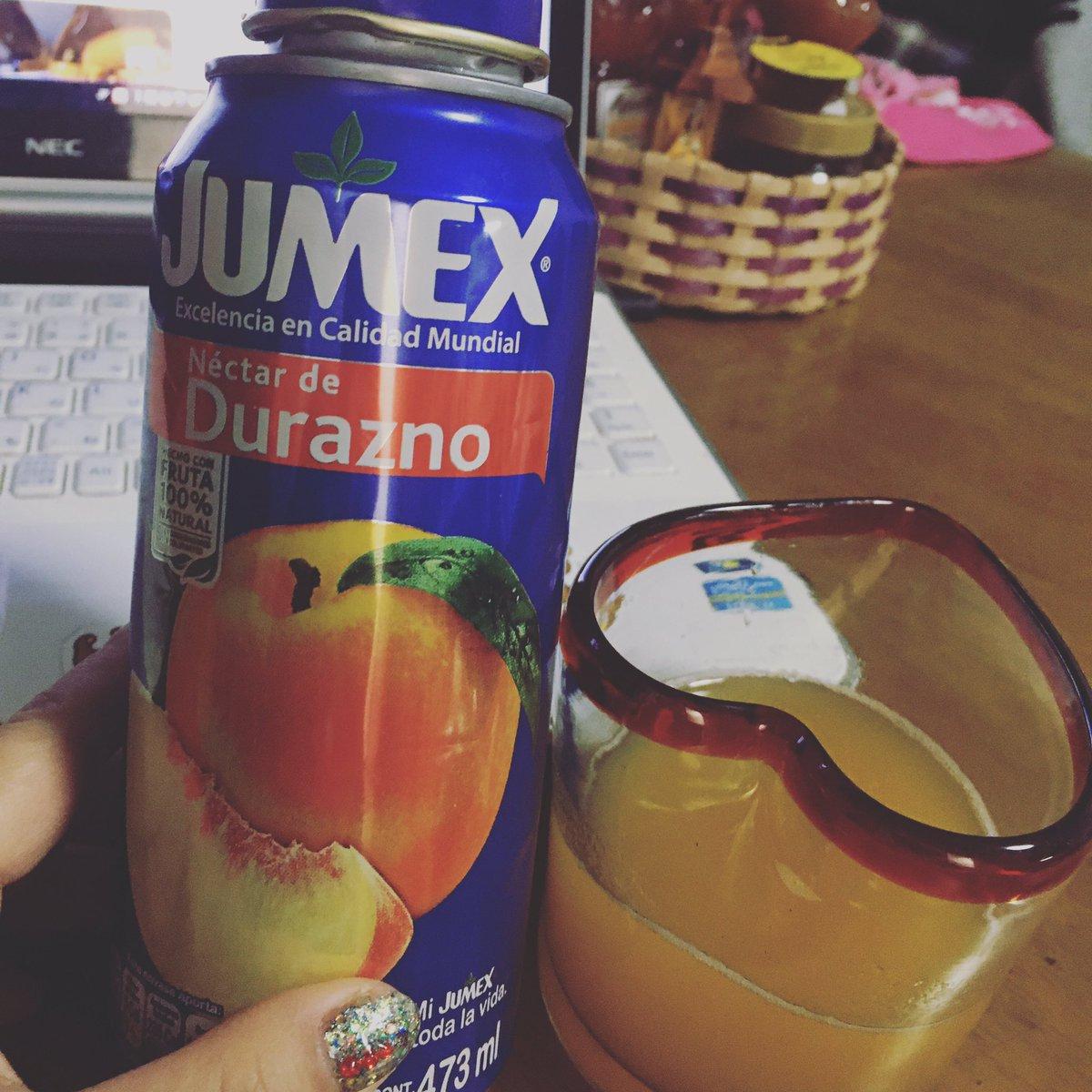 JUMEXうまうま  #saboroso #durazno  #hechoenmexicopic.twitter.com/WmmmoEDGJ1