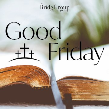 Have a blessed Good Friday. #GoodFriday #Easter #TBGOC #ChangingLives #Jesuspic.twitter.com/uhGD0BflBw