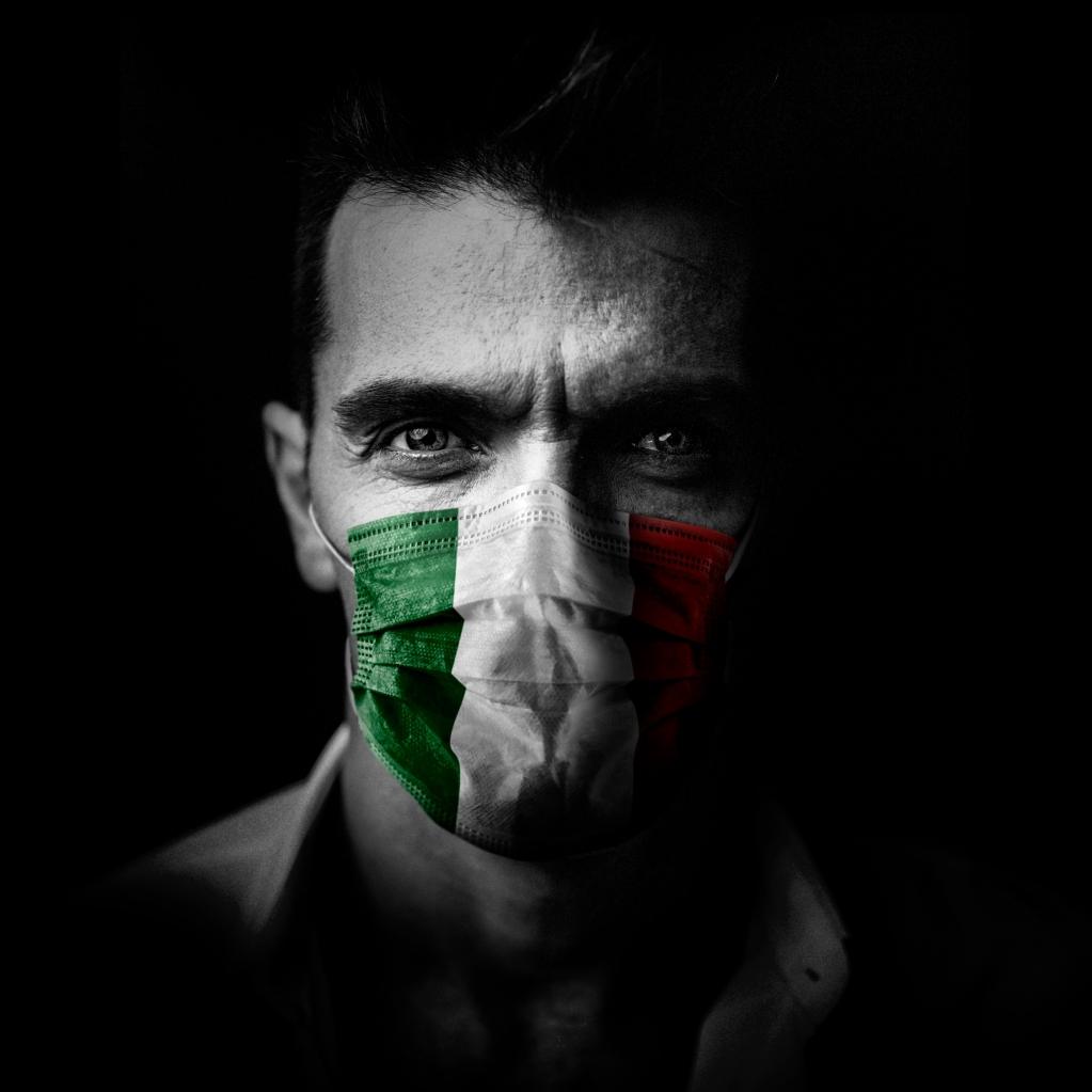 🇮🇹 Oggi le maschere le usiamo per proteggerci. Domani per dimostrare chi siamo. Aiutami a supportare chi non si arrende mai. Fai la tua donazione alla Croce Rossa Italiana su https://t.co/QGtSdgaYWO  🇬🇧Today we use a mask to protect ourselves. Tomorrow, to prove who… https://t.co/aBdnAjm06f