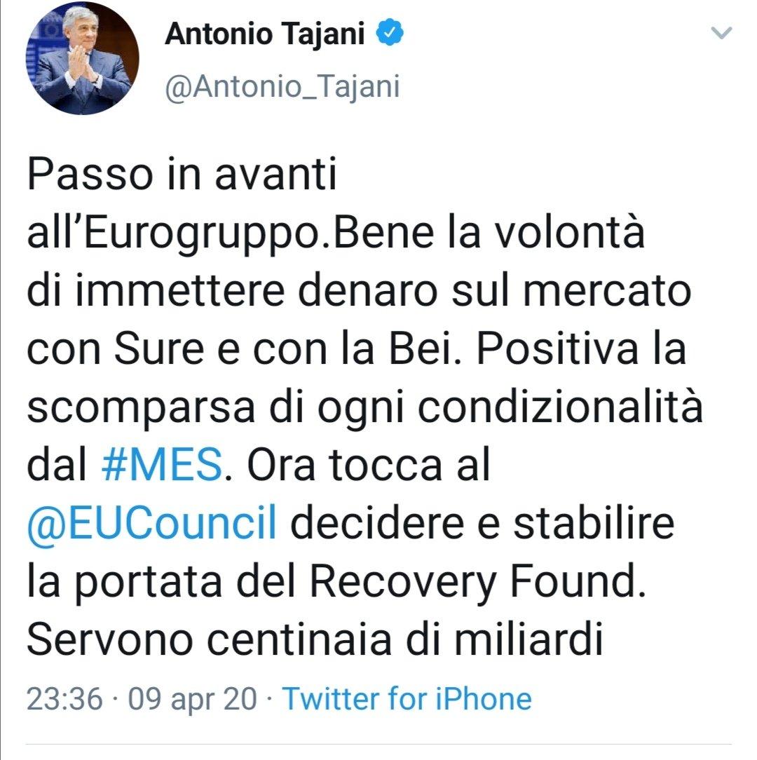 Tajani