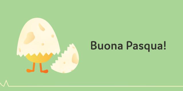 #BuonaPasqua