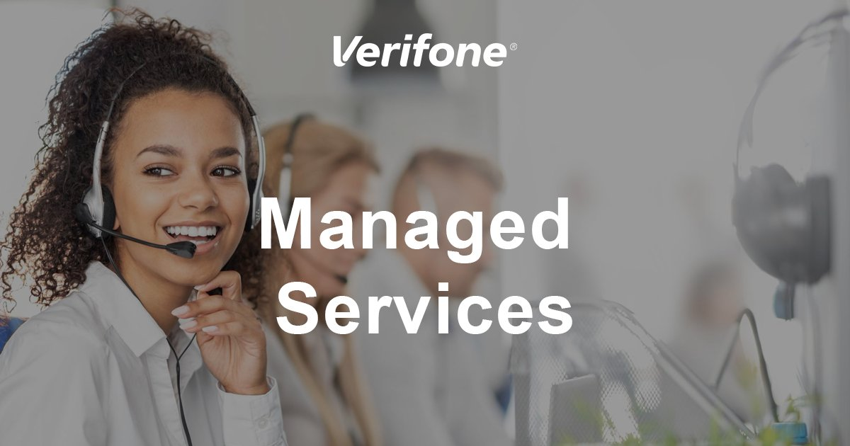 Our final services highlight of the week is Verifone Managed Services. These services support merchants of any size with an expanded menu of customer support and device services to keep your business running smoothly 24/7. Learn more at https://t.co/YpMz6xOErc. https://t.co/opsBJ6qu8a