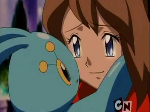 Chikoritacheezits On Twitter May And Manaphy S Bond In Pokemon