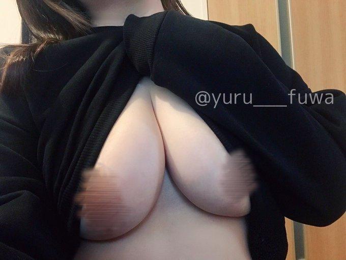 裏垢女子ゆるふわちゃん.のTwitter自撮りエロ画像17