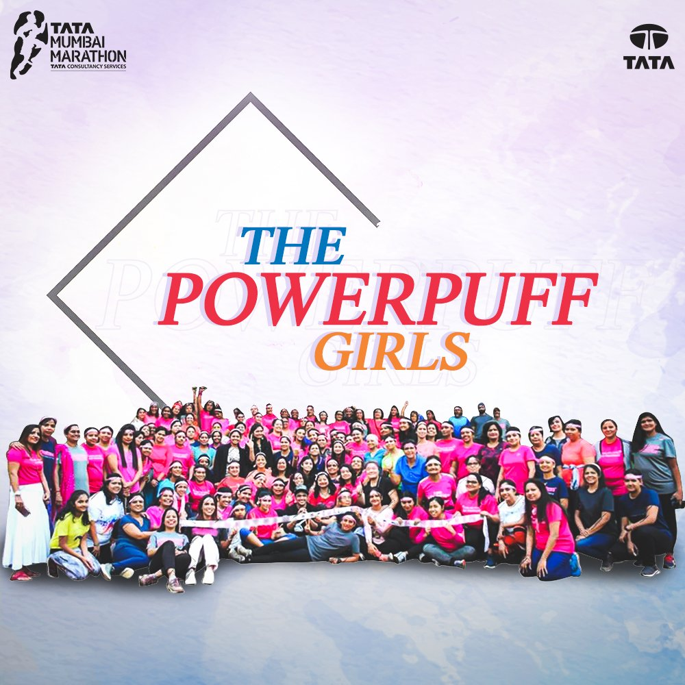 The PowerPuff Pink Runners aka the 3P Runners' group was born out of a common passion for running.  The 120-member strong group draws inspiration from each other and it's this bonding that encapsulates their sisterhood  Read their entire story 👉 https://bit.ly/2Ru1zYz
