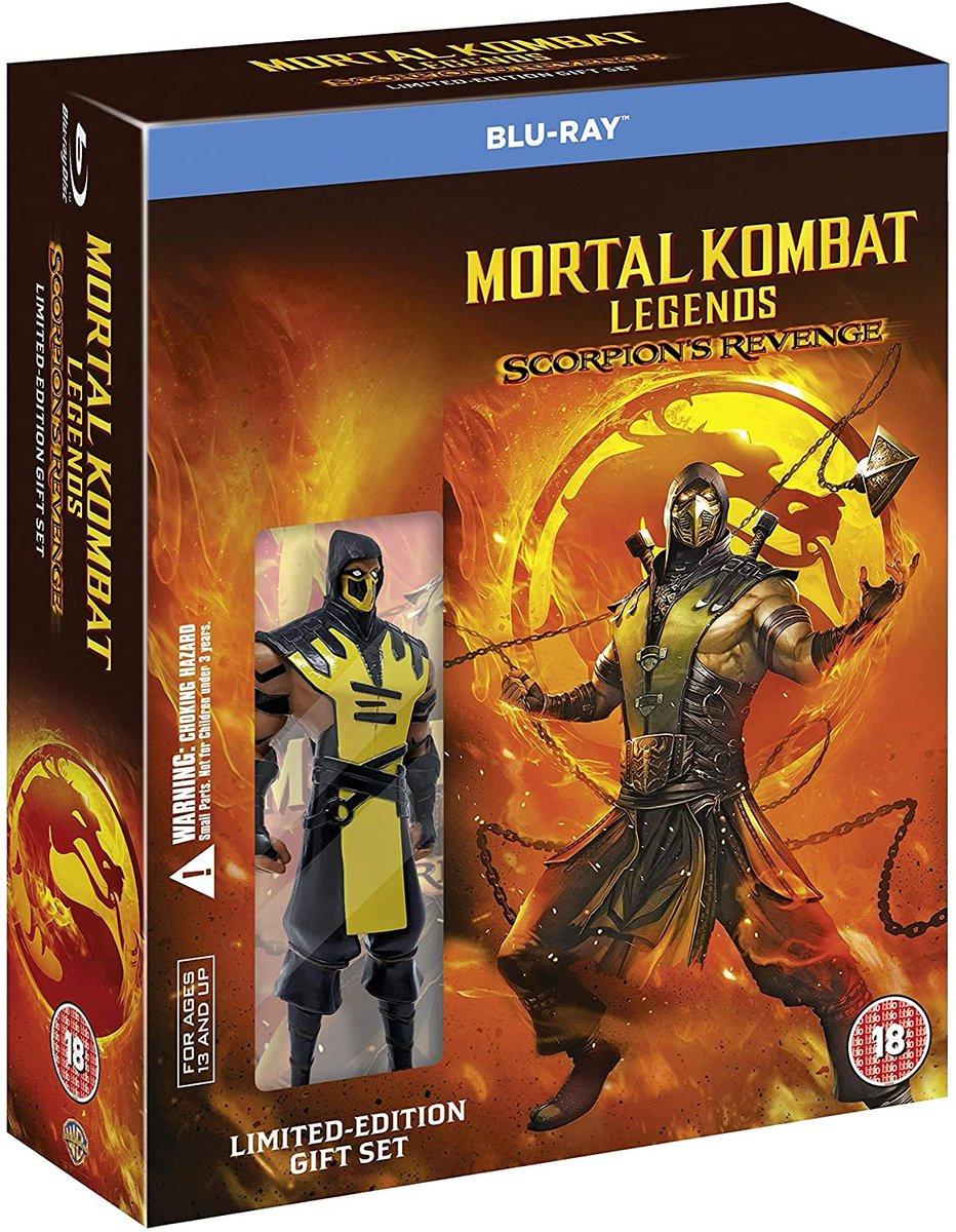 Everythingblu On Twitter Confirmed Packshot Mortal Kombat