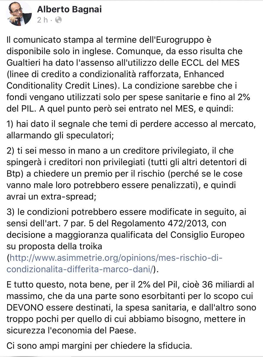 #GualtieriDimettiti