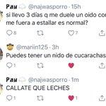 Image for the Tweet beginning: No se si es el