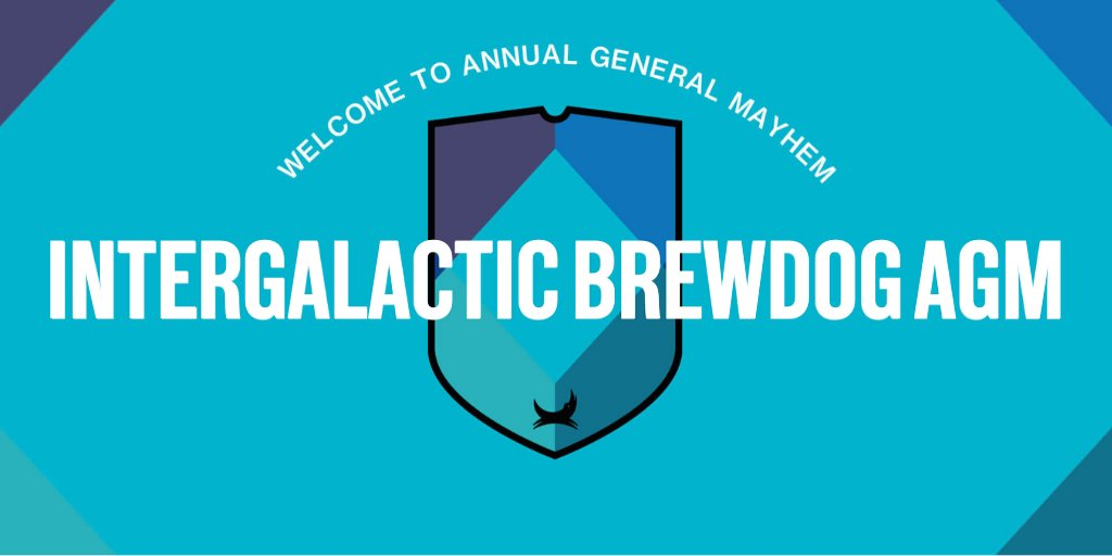 Brewdog On Twitter Equity Punks Start Your Engines Agm Is Coming Soon To A Screen Near You The First Online Intergalactic Brewdog Agm Has Lift Off On 25th April 2020 Get