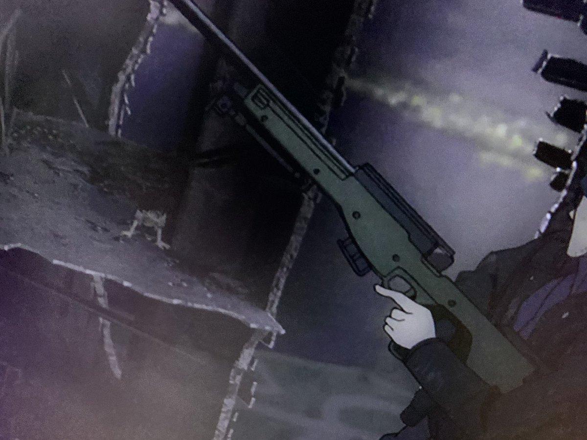 ライフル 赤井 秀一