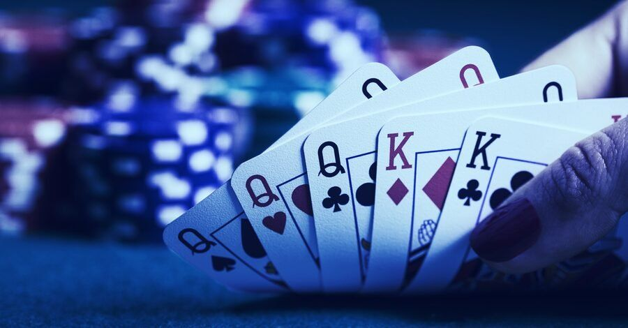 cryptocurrency online poker