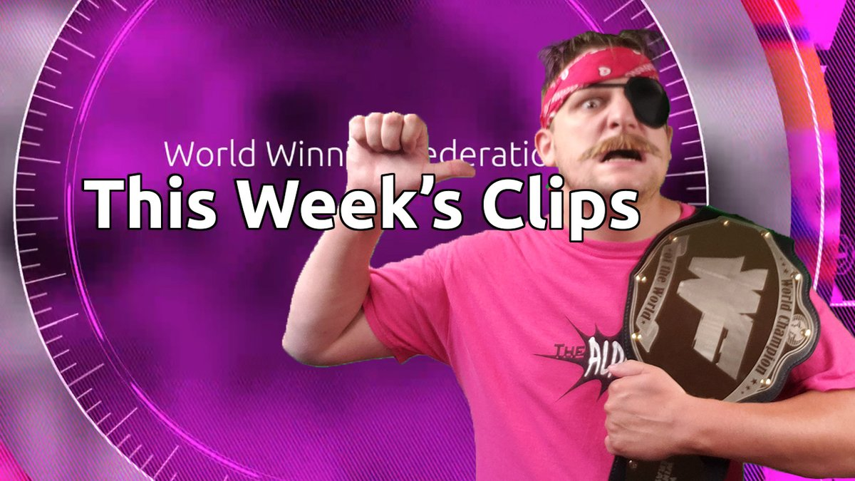Every week we feature the clips that all of you do on my Twitch channel compressed into one short and sweet video on my YouTube channel. Whoever clips the clip on Twitch also gets a shout out on the YouTube video. Which clip is your favorite? (Link in first comment) https://t.co/8FMga84db0
