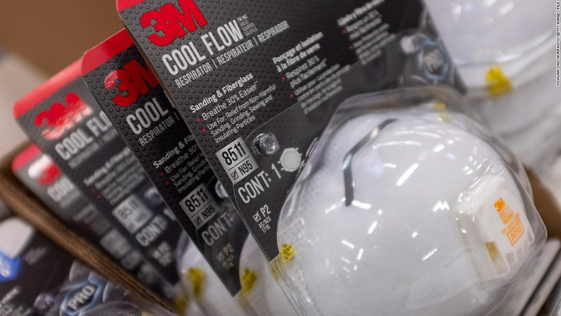 3M sues another company for offering to sell New York City overpriced N95 masks cnn.it/2XopIDA