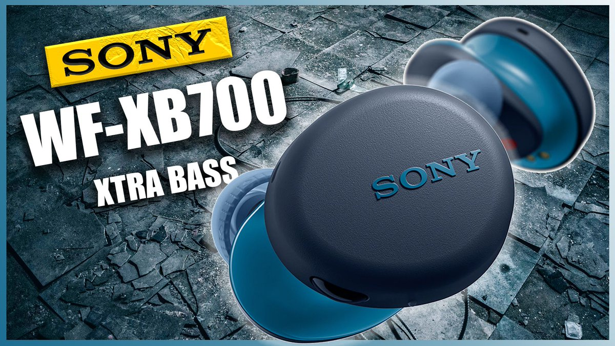 """WhatGear on Twitter: """"NEW VIDEO : #Sony WF-XB700 Review - Are they ..."""