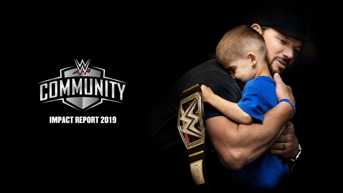 WWE Issues First-Ever Community Impact Report For 2019, Letters From Vince And Stephanie McMahon