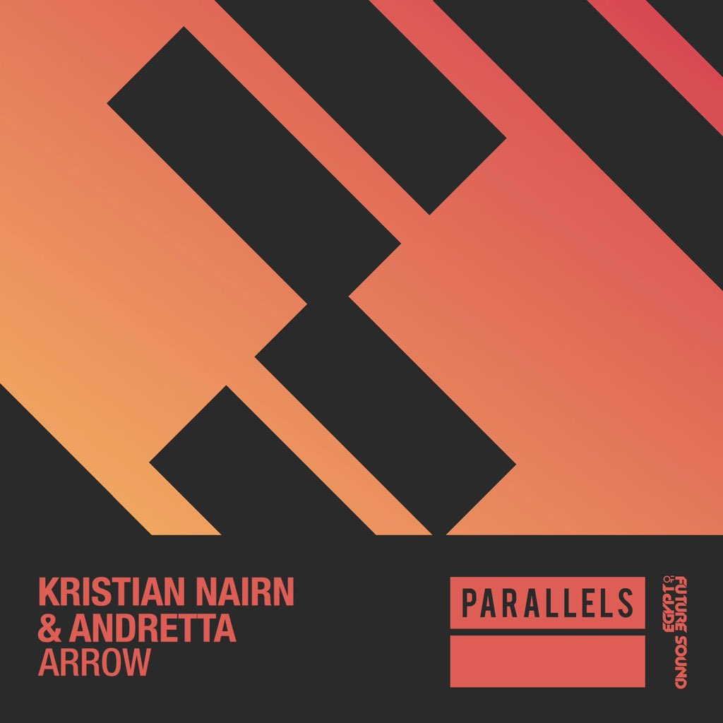 "My new track with @theandretta ""Arrow"" is officially out now!! Very excited about this one, it's available now on all music platforms here —-> https://t.co/goSsQ6ml7Z https://t.co/6GoFtjfPT1"