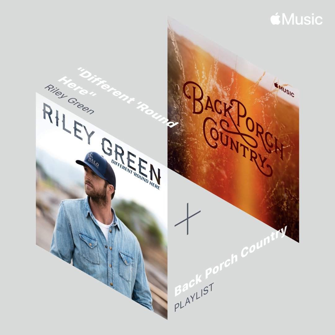 Check out #DifferentRoundHere on @AppleMusic Back Porch playlist and add it now! apple.co/2VkppqJ