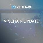 Image for the Tweet beginning: VINchain Update Read more: #VINchain #Update